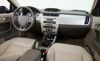 2008 Ford Focus Interior Car And Driver