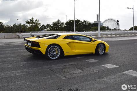 Lamborghini Aventador S Lamborghini Aventador S Lp740 4 18 January 2017 Autogespot
