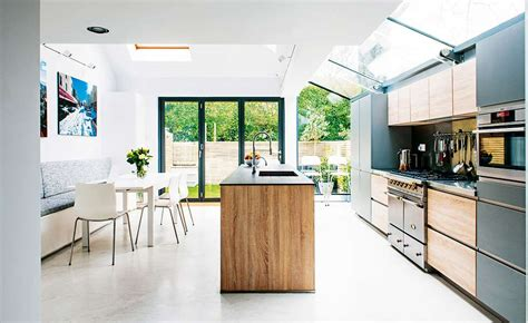 single storey extension kitchen extensions housetohome co uk planning and costing your single storey extension real homes