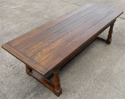 ten seat dining table oak dining table to seat ten sold