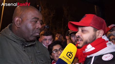 arsenal fan tv liverpool 3 arsenal 1 enough is enough wenger must go
