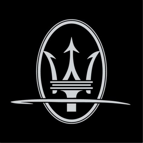 maserati logo drawing tridente maserati vector logo vettoriali gratis download