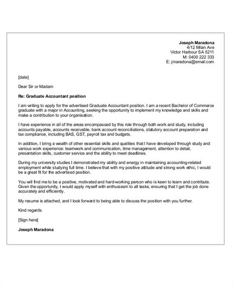 sle cover letter for phd position sle cover letter for masters cover letters for new