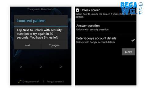 cara membuka pattern android yang terkunci cara membuka hp android yang terkunci dengan mudah