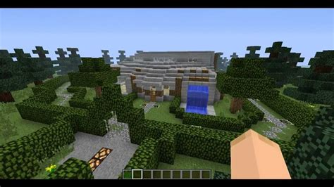 minecraft home design youtube minecraft modern house design by gioizhere youtube