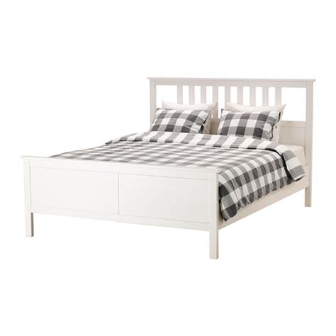 hemnes ikea bed hemnes bed frame white stain lur 246 y standard double ikea