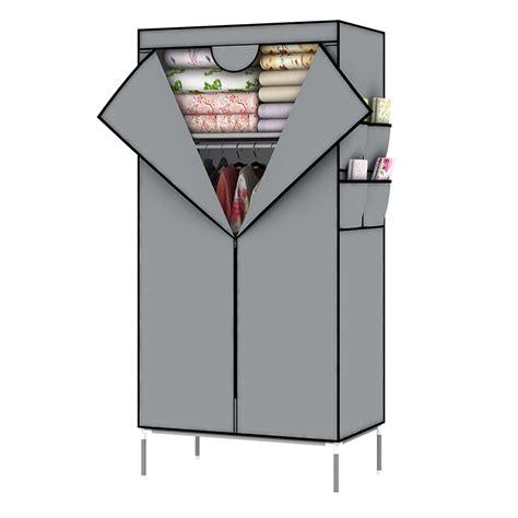 armadio tela homdox armadio portatile dell organizzatore di