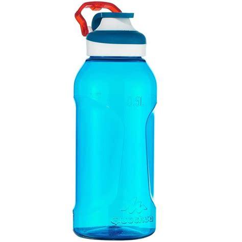 Quechua Hiking Flask Blue Bottle Botol Minum Not Water Bladder Sepeda 500 flask tritan 0 5 l blue decathlon