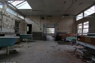 Decay Bb haunting images reveal abandoned children s tb hospital