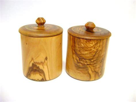 Olive Wood Kitchen Accessories olive wood kitchen storage serving accessories handmade