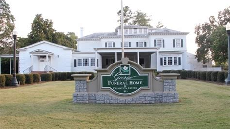 george funeral home cremation center aiken sc 29801