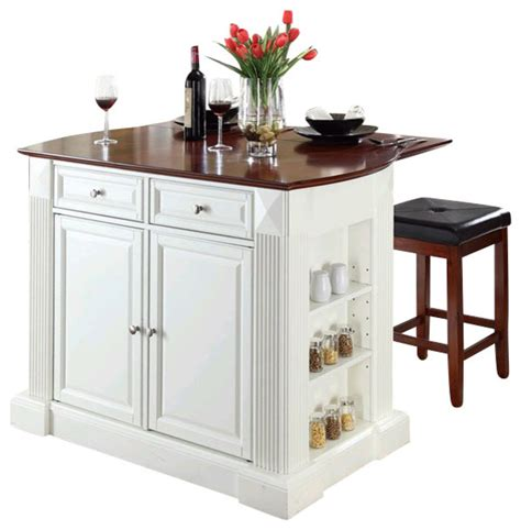 kitchen island breakfast bar robert dyas kitchen trolley ikea crosley coventry drop leaf breakfast bar kitchen island
