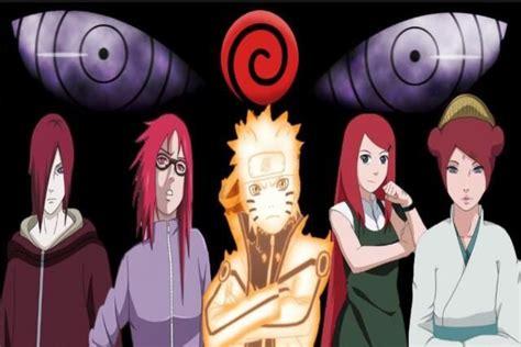 Kaos Minato Kushina T1310 4 el clan uzumaki anime amino