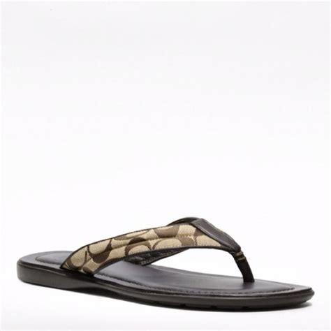 mens coach slippers coach mens shoes car interior design