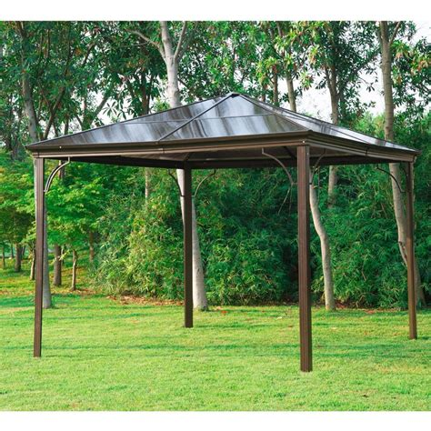 hardtop gazebo 10x10 proportional gazebo is 10x10 hardtop gazebo gazebo for