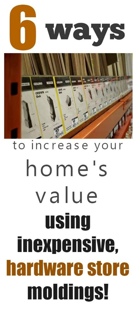 home values moldings and simple on