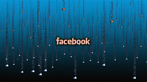 pc themes facebook facebook computer wallpapers desktop backgrounds