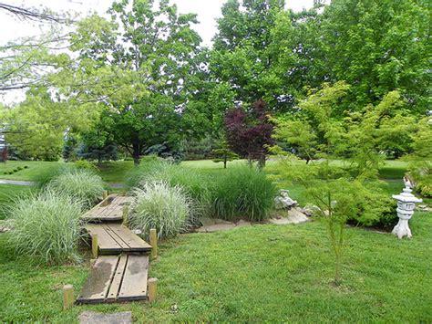 Japanese Stroll Garden by Mizumoto Japanese Stroll Garden Springfield Missouri