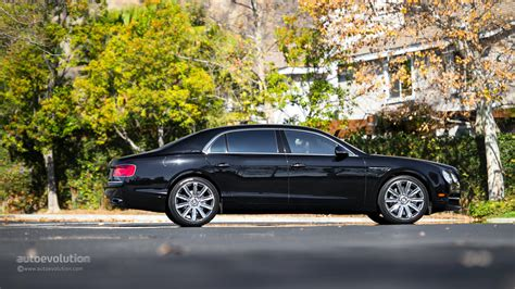 bentley flying spur 2014 2014 bentley flying spur review autoevolution