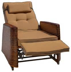 outdoor stuhl westwood outdoor glider recliner chair style
