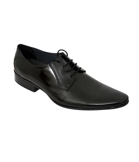 foootfad leather lace formal shoes price