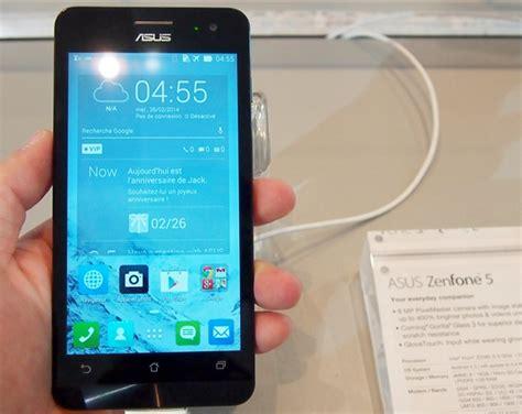 Hp Asus Zenfone 5 hp zenfone 5 siapkan teknologi komunikasi canggih