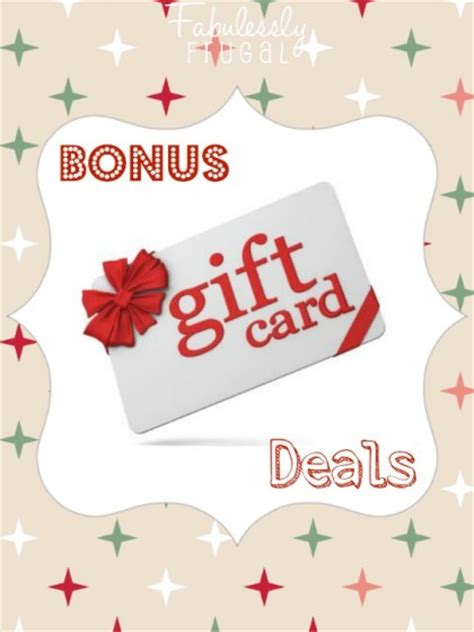 Bonus Gift Cards - walmart black friday november 22 christmas ad match and more