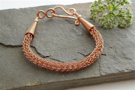 Viking Knitting Technique: Perfecting the Jewelry Making Technique