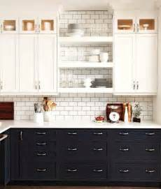 White Or Black Kitchen Cabinets 10 Kitchen Trends Here To Stay Centsational