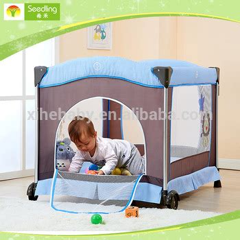 Play Yard With Changing Table Baby Play Yard With Changing Table Mesh Sided Baby Folding Playpen Portable Baby Playpen Buy