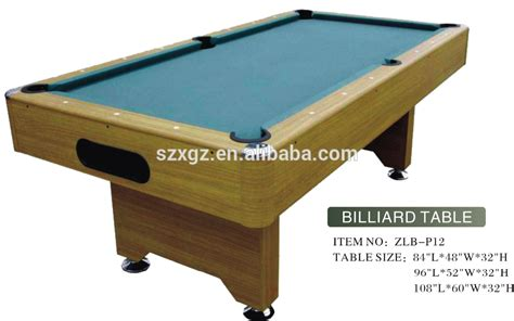 6 pool table for sale 7ft modern pool soccer table for sale with cheap price