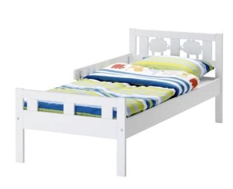 ikea toddler bed frame ikea sheep white toddler bed frame slats and mattress bed