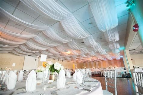 Easy Way To Hang Curtains Decorating Add And Elegance To Your Next Event With Ceiling Drapery We Offer Simple To Moderate