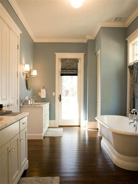 i the color choices in this bathroom including that beautiful floor for the home