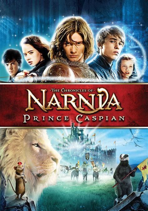 film streaming narnia 3 the chronicles of narnia prince caspian movie fanart