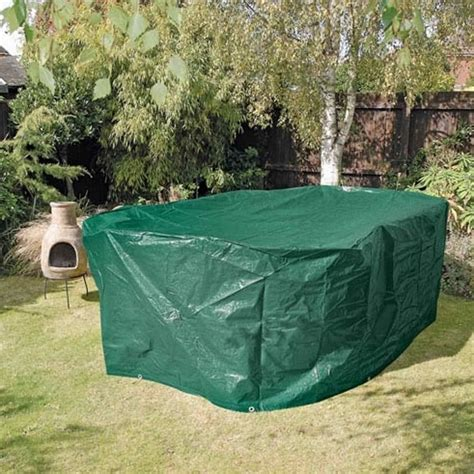 Large Patio Set Cover by Draper Large Patio Set Cover Garden