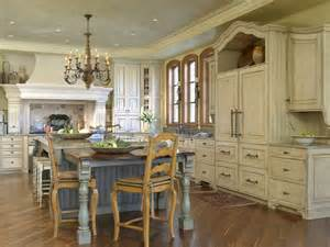 French Country Kitchen Island by Photo Page Hgtv