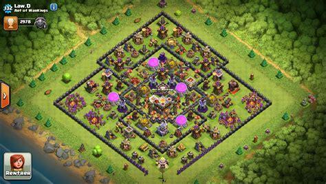 bases coc la familia clan view image hdv 11 law d