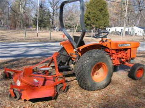 Used Farm Tractors For Sale Kubota Diesel Tractor Amp Mower