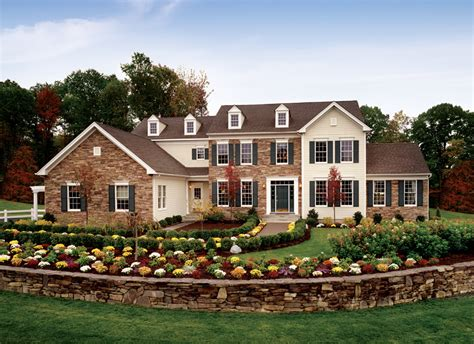 the sonterra is a luxurious toll brothers home design available at new luxury homes for sale in haymarket va dominion