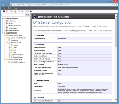 Dns Server Lookup Microsoft Dns Server Audit Documentation Tool