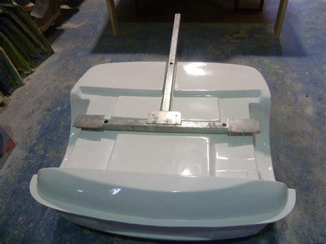 trailer bathtub mini trailer tub with domed lid abs motorsport