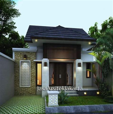 desain rumah 4 kamar luas 330 m2 jasa arsitek jakarta kumpulan desain dibawah 100 m2 rumah pak adi luas 81m2