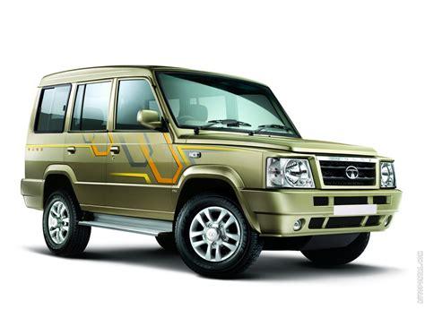 tata sumo white tata safari dicor 4x4 modified wallpaper 1024x768 24644