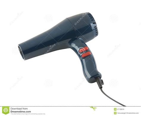 Hair Dryer Electric Shock electric hair dryer electric hair dryer royalty free stock