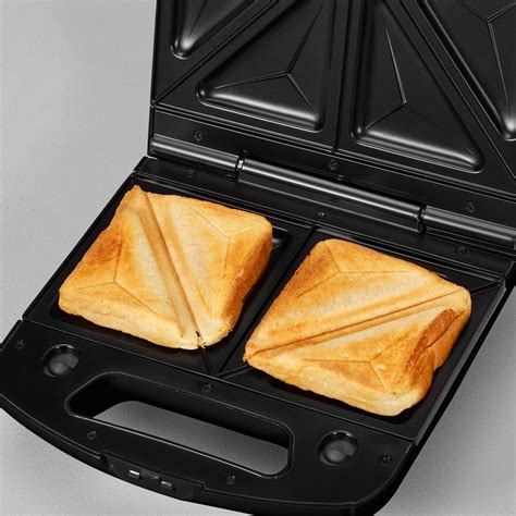 Sandwich Toaster multi sandwich toaster with grill plates severin