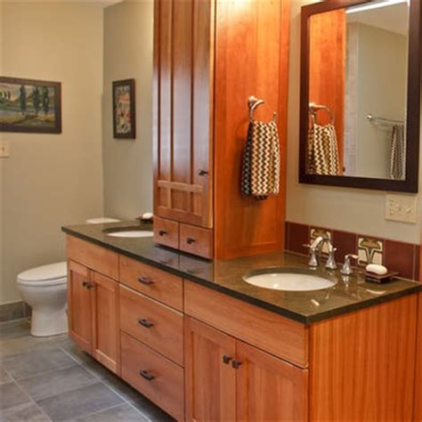 Craftsman style bathroom   Craftsman homes   Pinterest