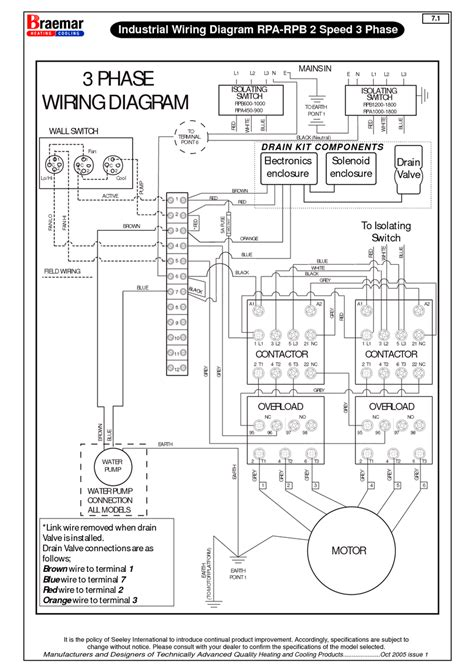 definite purpose contactor wiring diagram electrical