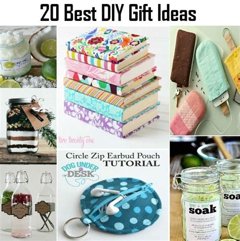 best gift ideas 20 best diy gift ideas diy crafts