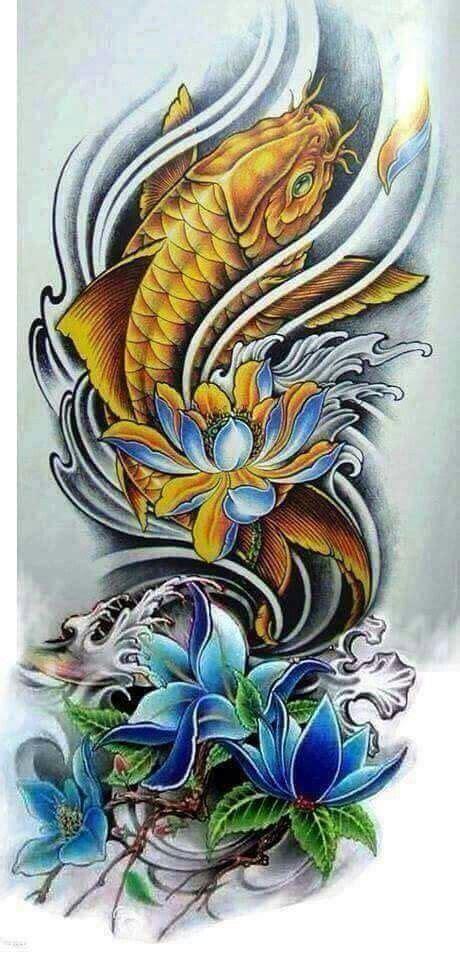 tattoo oriental demonio best 25 koi dragon tattoo ideas on pinterest dragon koi